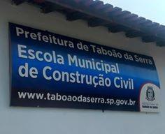 Escola Municipal de Construção Civil